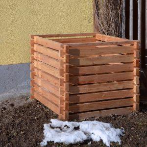 Gartenfrosch-Komposter-80x80x80