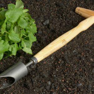 Zwiebelpflanzer mit Eschen-P-Griff (Ø 48cm)