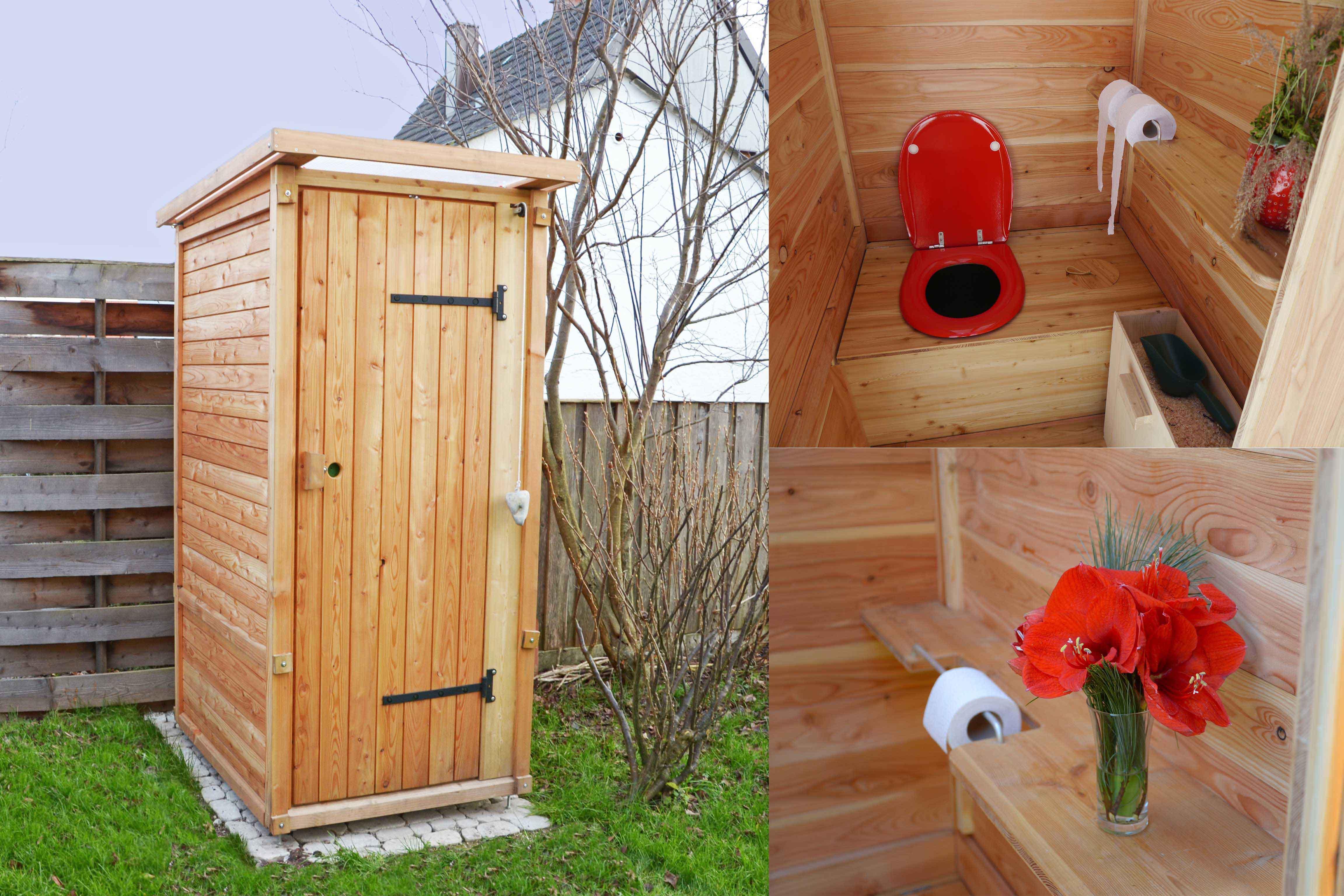 komposttoilette die biologische alternative zum chemieklo gartenfrosch. Black Bedroom Furniture Sets. Home Design Ideas