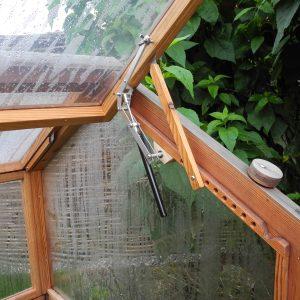 Automatischer Dachklappenöffner für Frühbeet