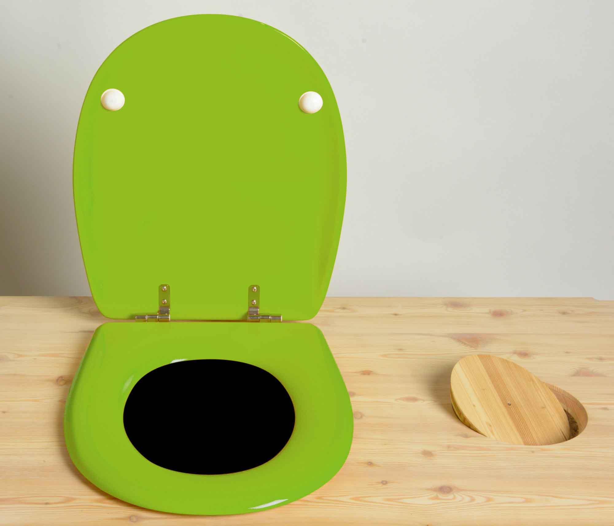 toilettenbrille f r komposttoilette in verschiedenen farben. Black Bedroom Furniture Sets. Home Design Ideas