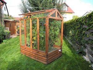 Gartenfrosch Tomatenhaus– Vorteile